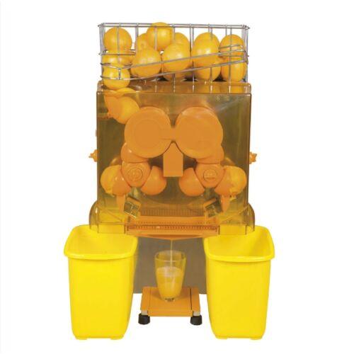 Narancsfacsaró gép